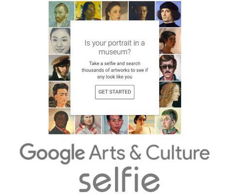 Melyik híres portréra hasonlítasz? – Google arts and culture szelfi